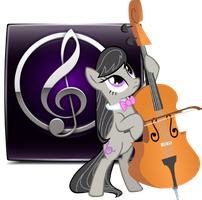 sibelius icon - octavia by spikeslashrarity