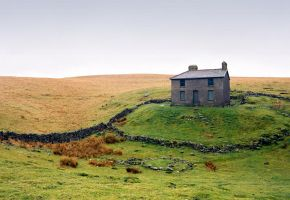 The House with Nobody in it by scotto