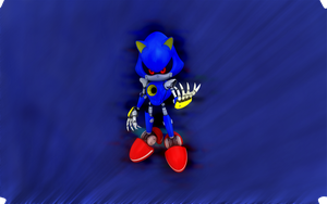 Long time no see, Sonic, my loathsome copy. Wide by Herman-da-German