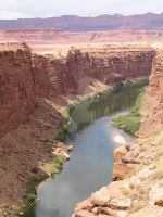 Colorado River by Shancy