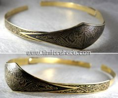 Celtic crown diadem tiara by TimforShade