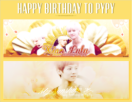 [010913] HAPPY BIRTHDAY TO PYPY by IAM-MUPMIP