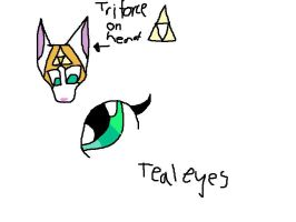 Tri-gold Refrence Sheet by eee2011