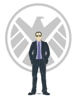 Agent Coulson by PauPaufg