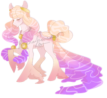 Guest Pond Pony Design [SOLD!] - Eventide by Rannarbananar