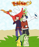 Heartgold Nuzlocke Run by Sixala