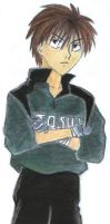 Daichi Fuwa by tennis-wiz