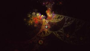 HOMAGE TO PAUL KLEE by DorianoArt