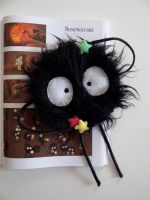 Susuwatari by ThisisHalloweenTown