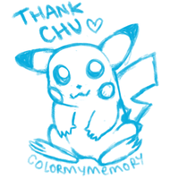 Thank Chu (sketch) by colormymemory