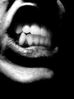 teeth by bowie-lover