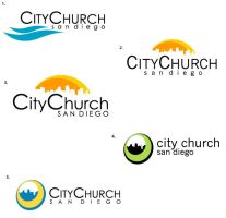 City Church logos by AnnaBramble