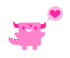 Pink loves you ID by Shielita