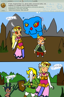 Ask Skyward Link and Wind Link 299 by LinkofSkyWind