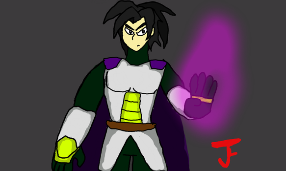Riko: Father of Daigon in Color by JnFProductions