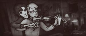 violin by br0-Harry