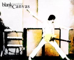 Blank Canvas - Pete Townshend by Ewis