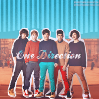 One Direction by boydirectioner