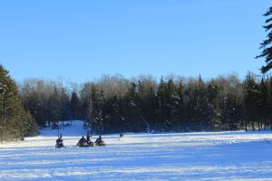 Snowmobiling II by Maeve09
