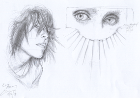 Kat, Cillian and Sunshine Eyes by Spinneret