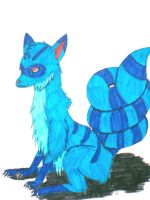 Coboe the Curly Wurly by Jester-Wolf