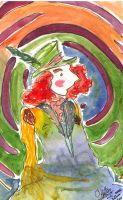 O, Hatter by thehatterschild