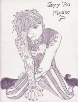 JayyVonSexyPants by MetalFaceXxx