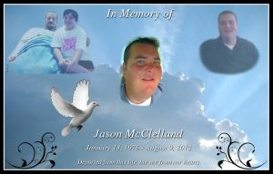 In memory of Jason McClelland by celticpath