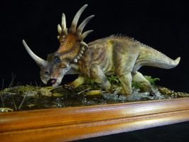 Another of Styracosaurus by Baryonyx-walkeri