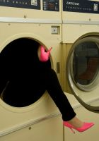Stuck in the Dryer by sylnn