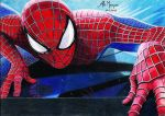 THE AMAZING SPIDERMAN 2 by alemarques21