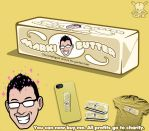 Markiplier Hair Butter by R-evolution-GFX