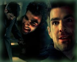 Sylar Wallpaper 2 by JanaLeeMckenzie