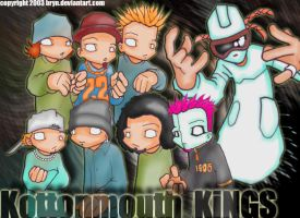 KoTToNMoUtH KiNGS by bryn