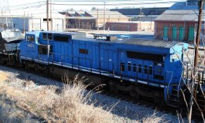 NS Conrail 8466 D8-40CW by xshadow259