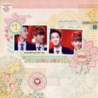 [SCRAPS] ChanBaek // BaekYeol by Jocy12