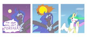 MLP - Can't Has by Lupinrager