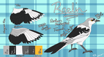 Raelin Reference by Rae-elic