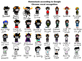 Homestuck according to GVR - Take 2 by TurtleBlue