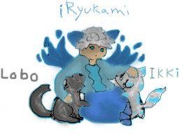 iRyukami Avi Art -for fun- by liberatingLibra