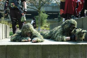Sakuracon 2012 You don't see them by LeonKSpiderKitty