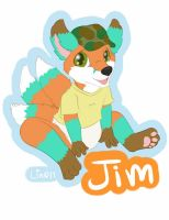 Baby badge 6 by Lincub