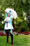 Miku Hatsune World Is Mine Unplugged Expo 2014 #2 by Lightning--Baron
