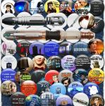 Doctor Who Flair 1 by cosmicgallifrey