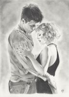 Jacob and Marlena by emicathe