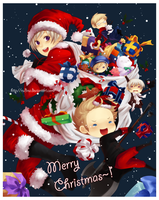 APH: Nordic Christmas by snowy-town