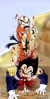 How Vegeta will be dead by GT18