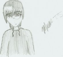 Doodle Series: Character :D by MTS3