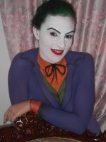 Bodypaint The Joker by NiliaStyle
