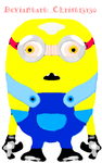 Minion by christ13430
